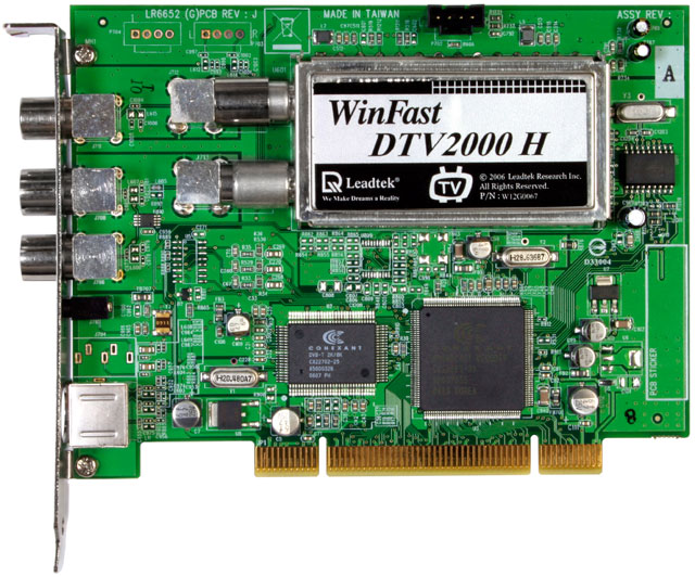 WINFAST DTV2000 DRIVERS FOR WINDOWS 10